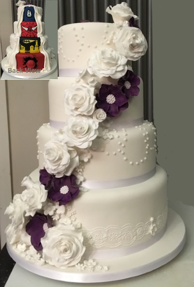Cake A Tier Making Any Celebration Magical